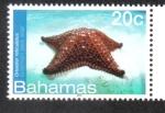 Stamps Bahamas -  Bahamas Vida Marina