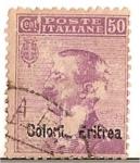 Stamps Africa - Eritrea -  colonia italiana / eritrea / poste italiane