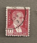 Stamps Turkey -  Kemal Atarturk
