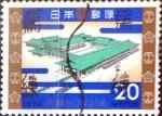 Sellos de Asia - Japón -  Intercambio 0,20  usd 20 yen 1974