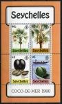 Sellos del Mundo : Africa : Seychelles : varios