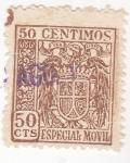 Sellos de Europa - España -  ESPECIAL MOVIL  (21)