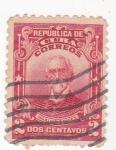 Sellos de America - Cuba -  Máximo Gomez 1833-1905- militar
