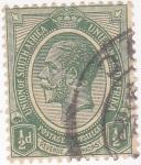 Sellos de Africa - Sudáfrica -  rey George V