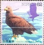 Stamps Japan -  Intercambio 0,35 usd 62 yen 1993