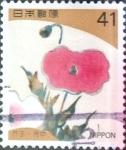 Stamps Japan -  Intercambio 0,35 usd 41 yen 1993