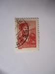 Stamps Russia -  Obrero.
