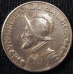 monedas de America - Panamá -  1970 (Reverso)