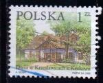 Sellos de Europa - Polonia -  Polonia-cambio