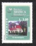 Sellos de America - Honduras -  75 Aniversario de la Revista Médica de Honduras
