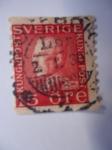 Sellos de Europa - Suecia -  Rey Gustavo V (S/Suecia:13)