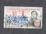 Sellos de Europa - España -  IV Centenario de la Fundación de Buenos Aires