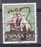 Stamps Spain -  Congreso de Instituciones Hispánicas