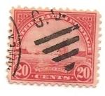 Sellos de America - Estados Unidos -  united states postage / golden gate