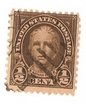 Stamps America - United States -  united states postage / Nathan hale