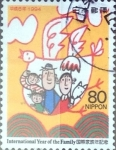 Stamps Japan -  Intercambio 0,40 usd 80 yen 1994