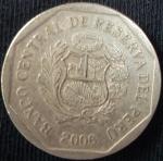 monedas de America - Perú -  2006 (Anverso)