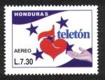 Stamps Honduras -  Teletón