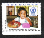 Sellos de America - Honduras -  Programa Mundial de Alimentos