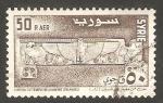 Stamps : Asia : Syria :   103 - Templo de Belshamine, Palmira