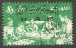 Stamps Syria -   156 - Semana internacional de la carta