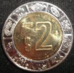 monedas de America - México -  2008 (Anverso)