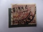 Stamps India -  Caballo Konarak.