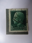 Stamps Italy -  Victorio Emannele III de Italia (1869-1047)