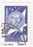 Stamps : Europe : Russia :  aeronautica