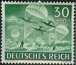 Sellos de Europa - Alemania -  Día de los héroes ( I )