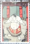Stamps Japan -  Intercambio agm 0,20 usd 50 yen 1979