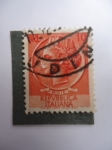 Stamps Italy -  Antigua Moneda Siracusana