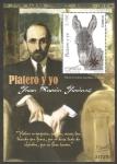 Sellos del Mundo : Europa : España :  4921 - Platero y Yo, de Juan Ramón Jiménez