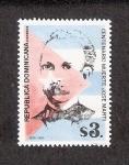 Sellos de America - Rep Dominicana -  Centenario de la Muerte de José Martí