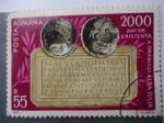 Sellos de Europa - Rumania -  2.000 años de la Fundación de Alba Iulia.