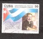 Sellos de America - Cuba -  Centenario del Partido Revolucionario Cubano