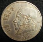 monedas de America - México -  1977 (Anverso)