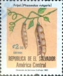 Sellos del Mundo : America : El_Salvador : Intercambio 0,60 usd 2 colones 1985