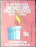 Sellos del Mundo : America : El_Salvador : Intercambio 0,20 usd 15 cents. 1979
