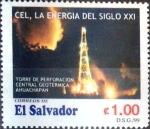Sellos del Mundo : America : El_Salvador : 1 colon 1999