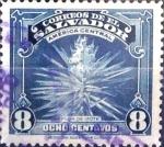 Sellos del Mundo : America : El_Salvador : Intercambio 0,25 usd 8 cent. 1938