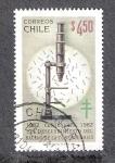 Sellos de America - Chile -  Centenario del Descubrimiento del Bacilo de la Tuberculosis