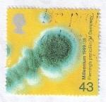 Sellos de Europa - Reino Unido -  La Penicilina de Fleming
