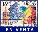 Sellos de Europa - España -  Edifil 2745 Fallas 16 B