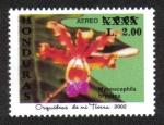 Sellos de America - Honduras -  Orquídeas de Mi Tierra
