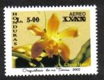 Sellos del Mundo : America : Honduras :  Orquídeas de Mi Tierra