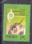 Sellos del Mundo : Europa : Polonia :  Congreso Mundial de Parasitología