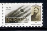 Sellos de America - México -  100 años del descubrimiento de la radiología