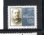 Sellos de America - México -  Centenario luctuoso de Louis Pasteur