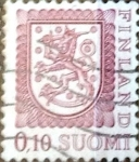 Stamps : Europe : Finland :  Intercambio 0,20  usd 10 p. 1978